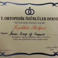 K.T. Ortopedik Özürlüler Derneği