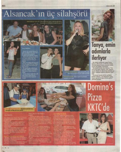 Dominos Pizza Kaner şirketler Grubu